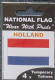 Netherlands Country Flag Tattoos.